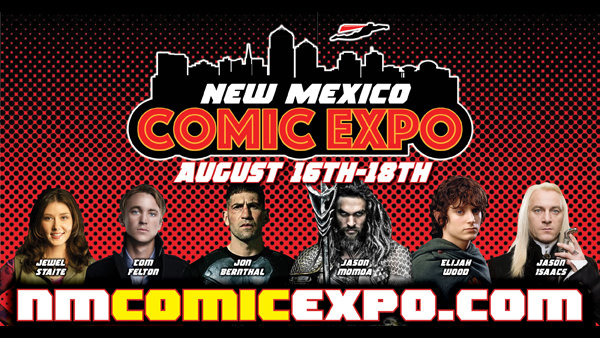 None - Win New Mexico Comic Expo Tickets