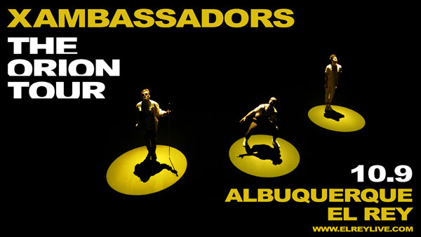 None - Win X Ambassadors Tickets
