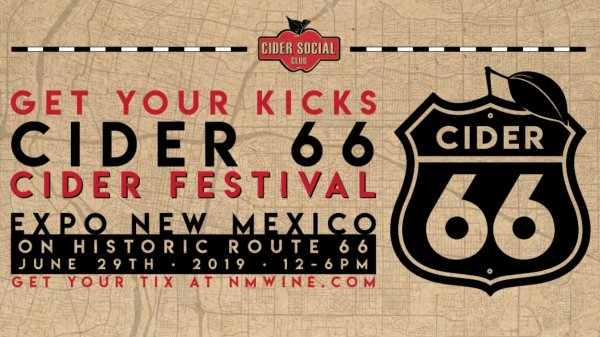 None - Win Cider 66-A New Mexico Cider Festival Tickets