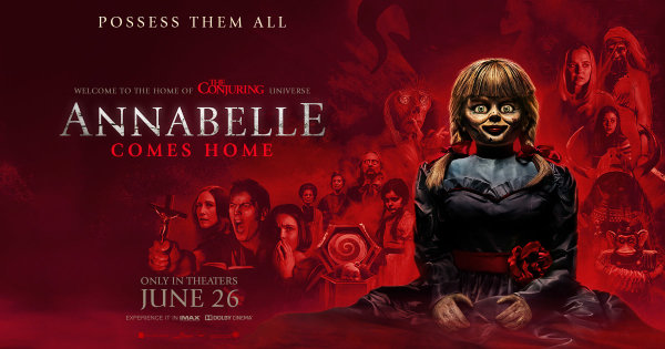 None - Win Annabelle Comes Home Advance Screening Passes