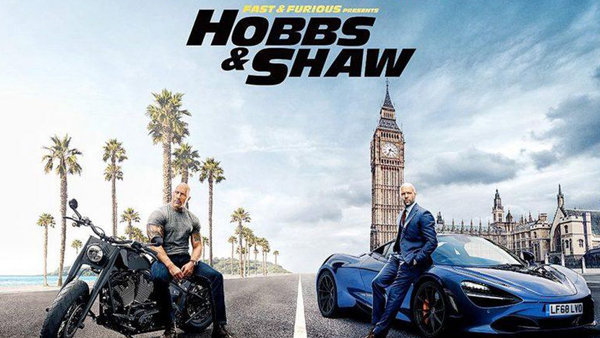 None - Win Passes To Our Advance Screening Of Hobbs & Shaw