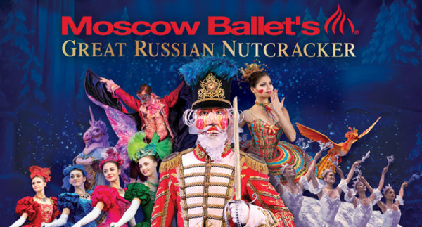 None - Win Moscow Ballet's Great Russian Nutcracker Tickets