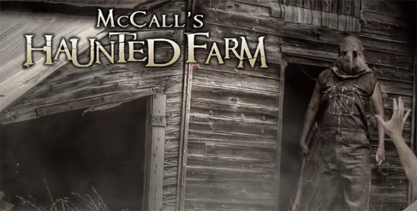 None - Win McCall's Haunted Farm Passes