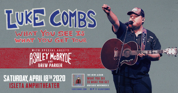 image for Win Luke Combs Tickets