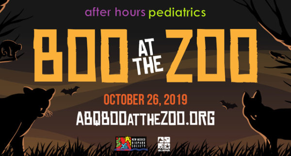 None - Win Boo At The Zoo Tickets