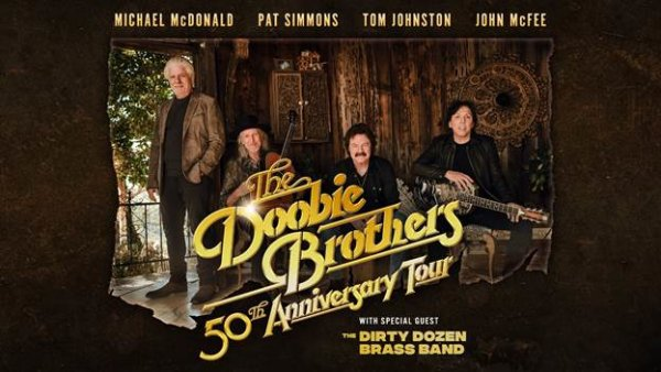 None - Win Doobie Brothers Tickets