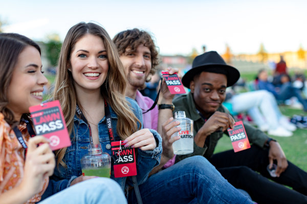 None - Win A Pair of Live Nation Lawn Passes!