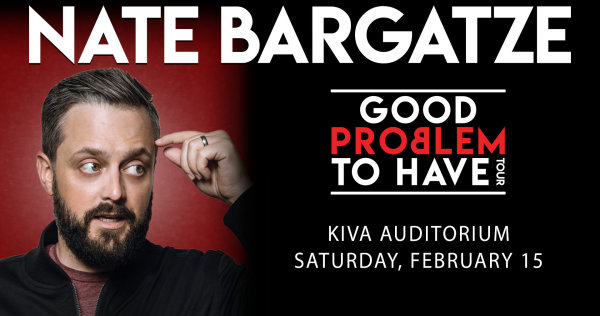 None - Win Nate Bargatze Tickets