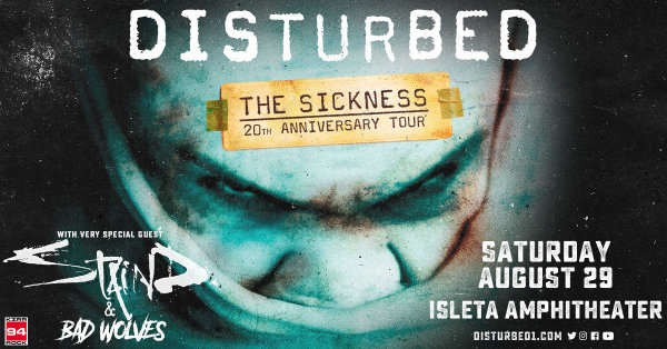 image for Win Disturbed Tickets