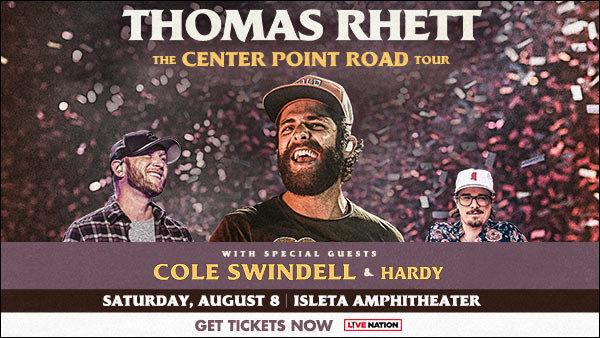 image for Win Thomas Rhett Tickets