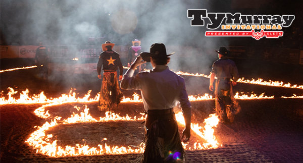 image for Win Ty Murray Invitational PBR Tickets