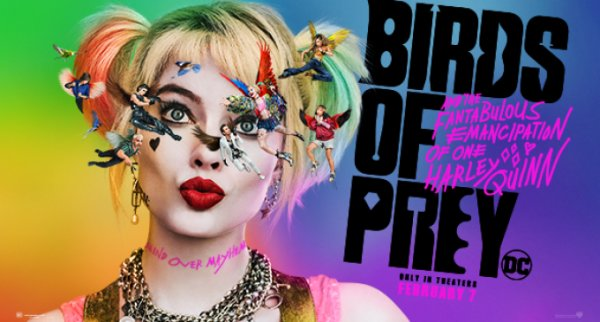 image for Win A Birds Of Prey Prize Pack