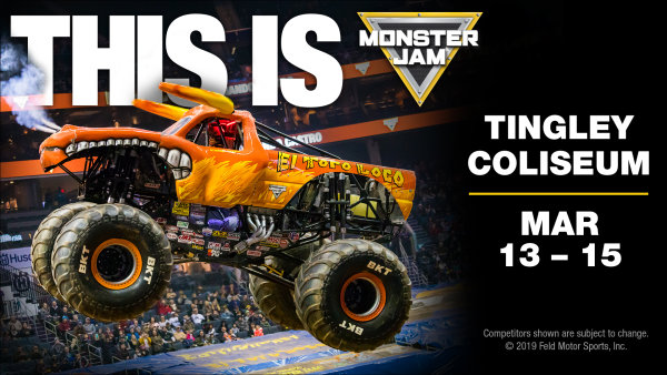 image for Win Monster Jam Tickets