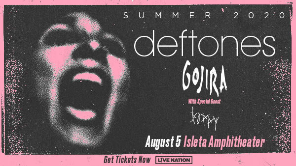 image for Win Deftones Tickets