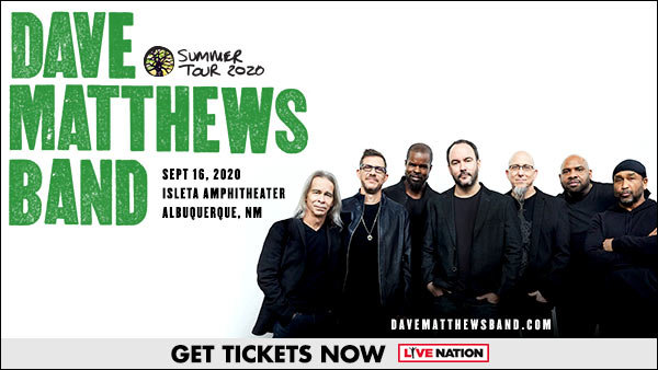 image for Win Dave Matthews Band Tickets
