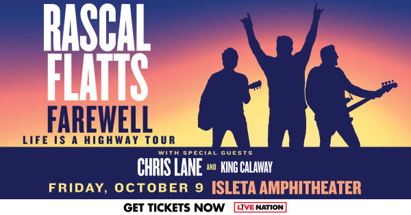image for Win Rascal Flatts Tickets