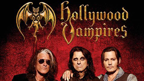 None - Win Hollywood Vampires Tickets
