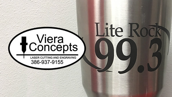 None - Win your own Lite Rock 99.3 drink mug from Viera Concepts