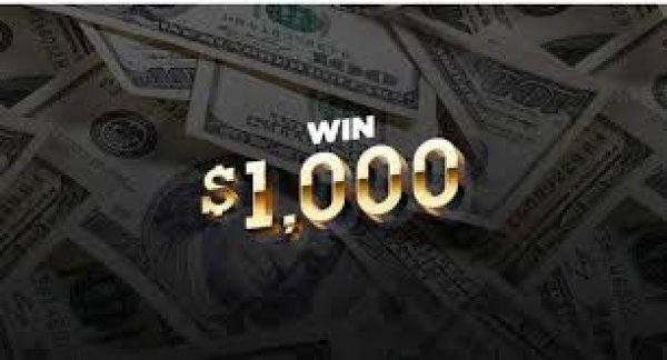 None -   Win $1,000 Cash Weekdays Brought To You By Friday's Seafood & More