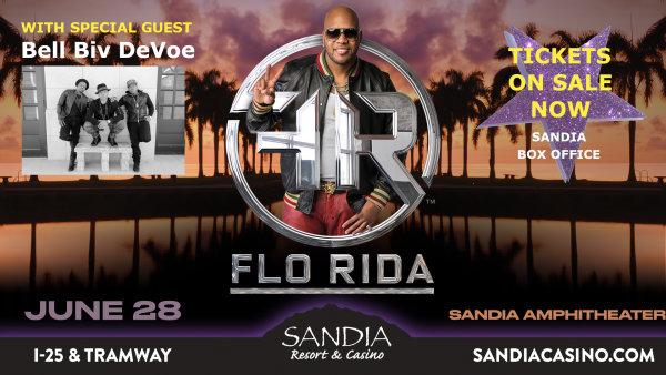 None - Win Flo Rida Tickets
