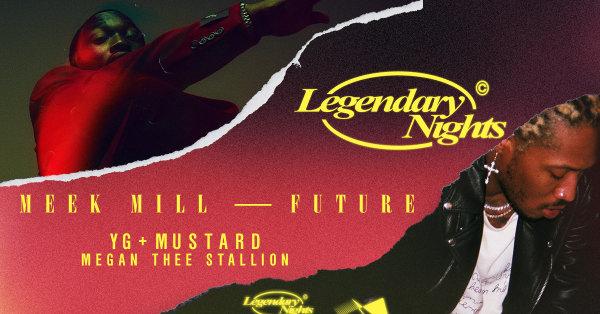 None - Win Meek Mill + Future Tickets