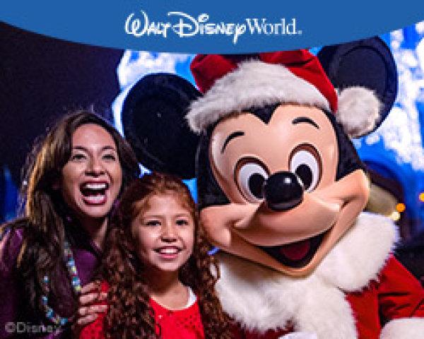 None - Walt Disney World Resort Holidays 2018