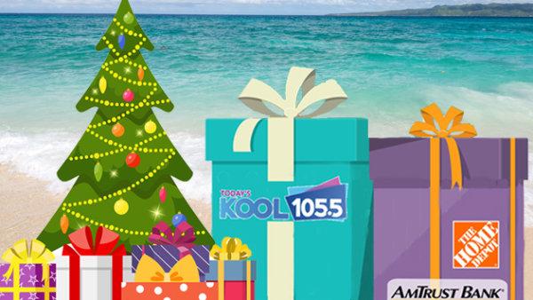 None - KOOL 105.5's Christmas Tree Giveaway
