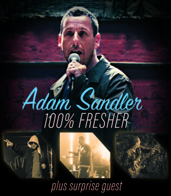 None - Win Tickets to See Adam Sandler!