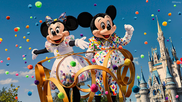 None - Win Your 3-Day Discover Disney Tickets!