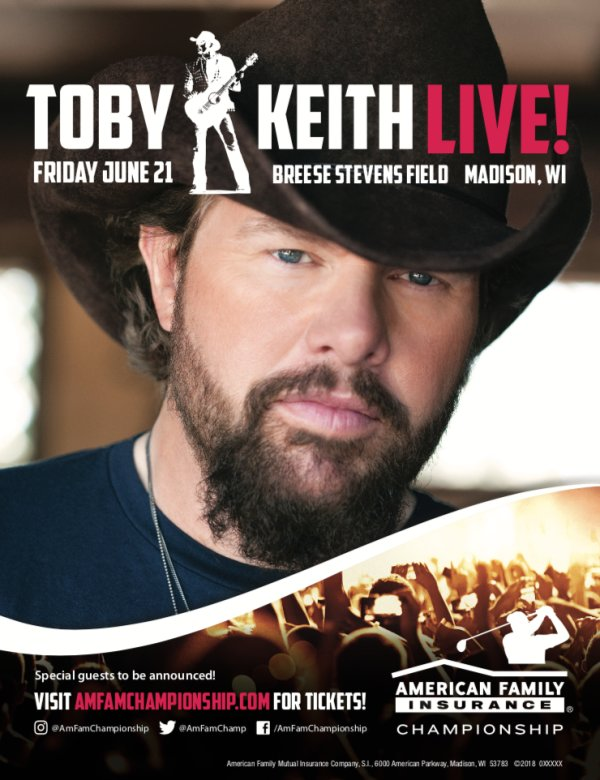 None - Win Before You Buy: Toby Keith