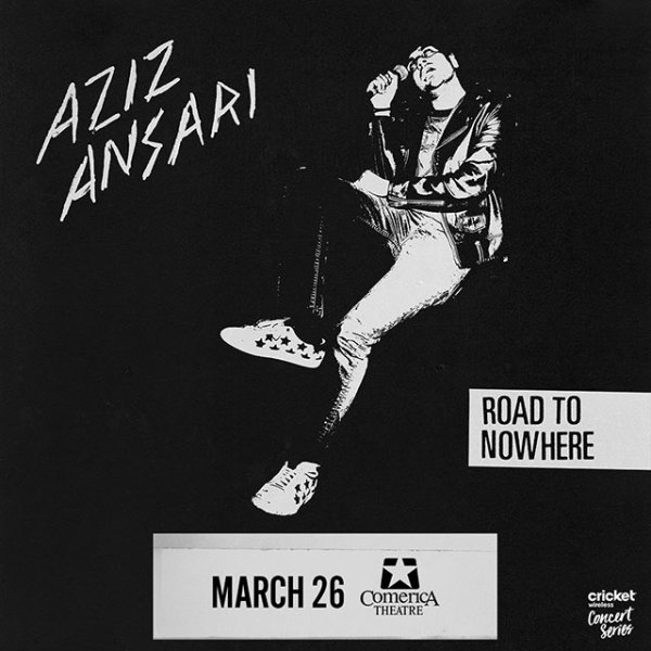 None - Win Tickets To See Aziz Ansari!