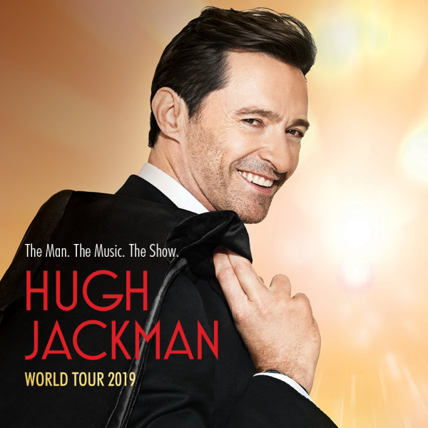 None - Win Tickets To See Hugh Jackman!