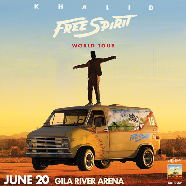 None - Win Tickets To See Khalid!