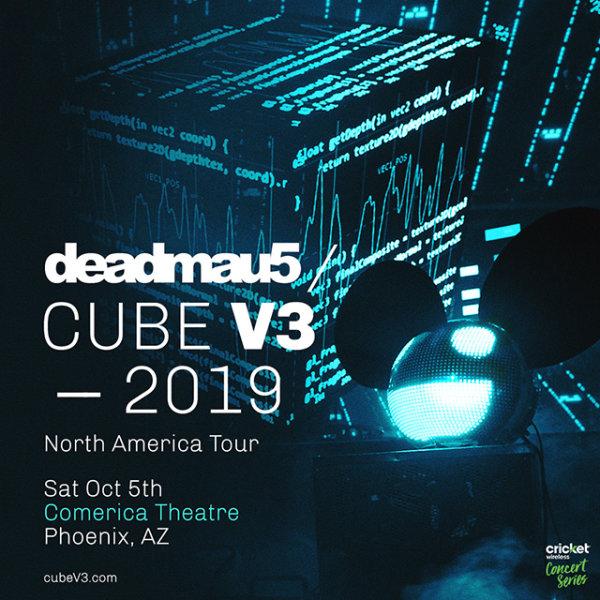 None - Win Tickets To See Deadmau5!