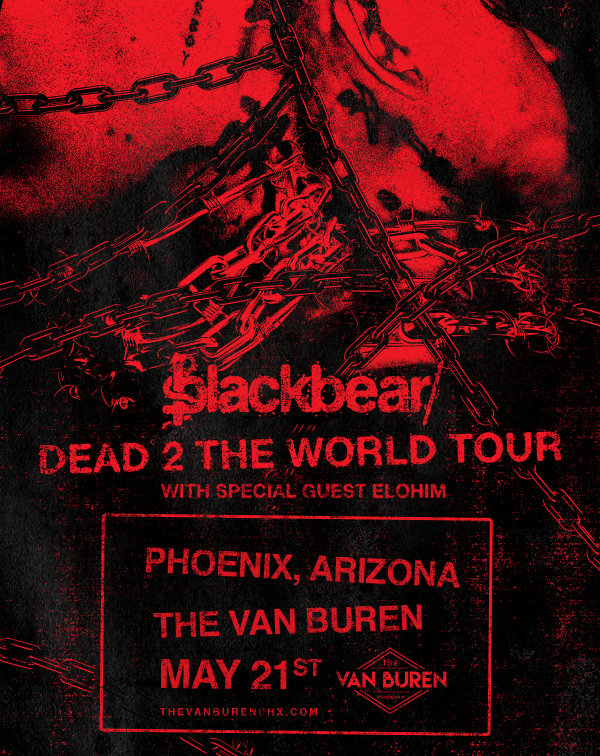 None - Win Tickets To See Blackbear!