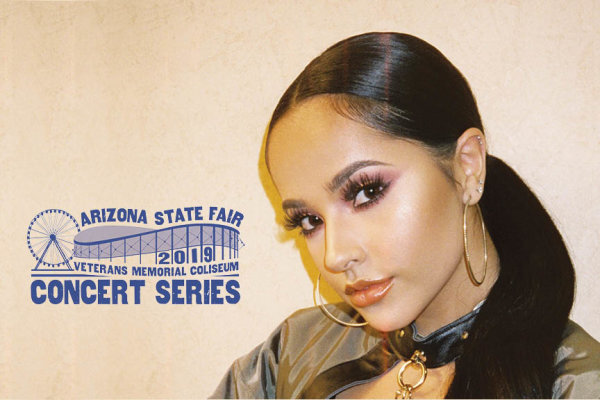 None - Win Tickets To See Becky G At The Arizona State Fair!
