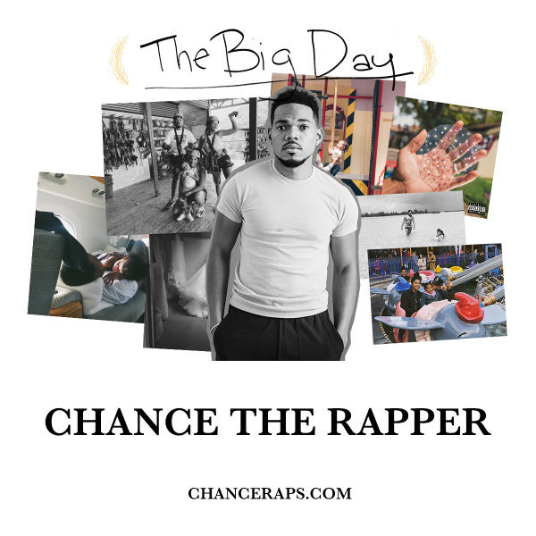 None - Win Tickets To See Chance The Rapper!