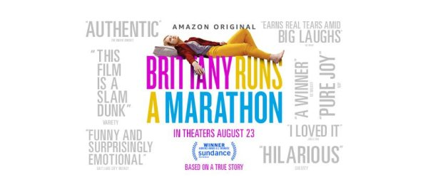 None - Win Tickets To An Advance Screening of Brittany Runs A Marathon!