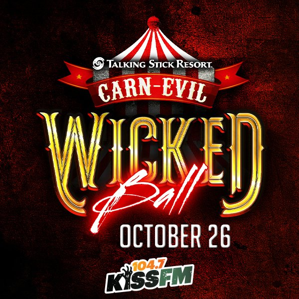 None - Win Tickets To Wicked Ball!