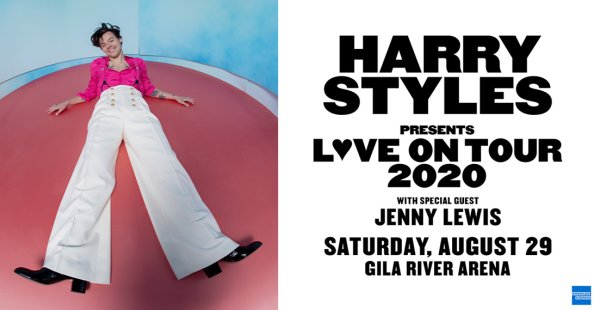 image for Win Tickets To See Harry Styles!