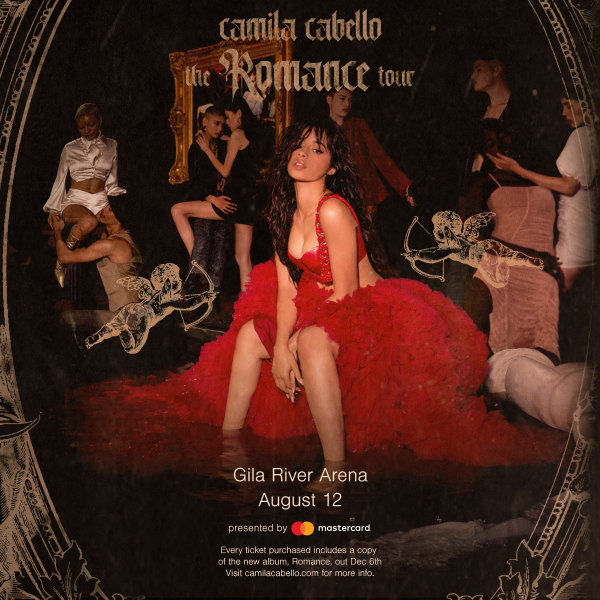 image for Win Tickets To See Camila Cabello!