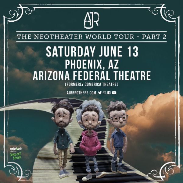 image for Win Tickets To See AJR!