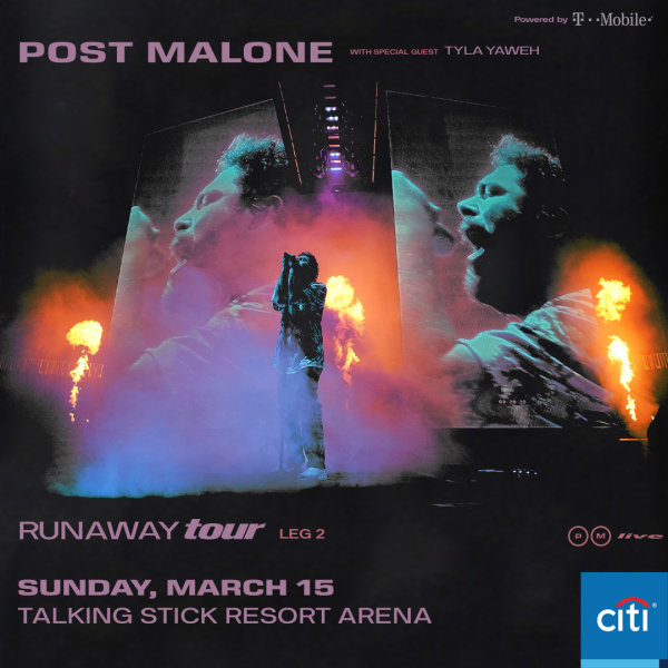 image for Win Tickets To See Post Malone!