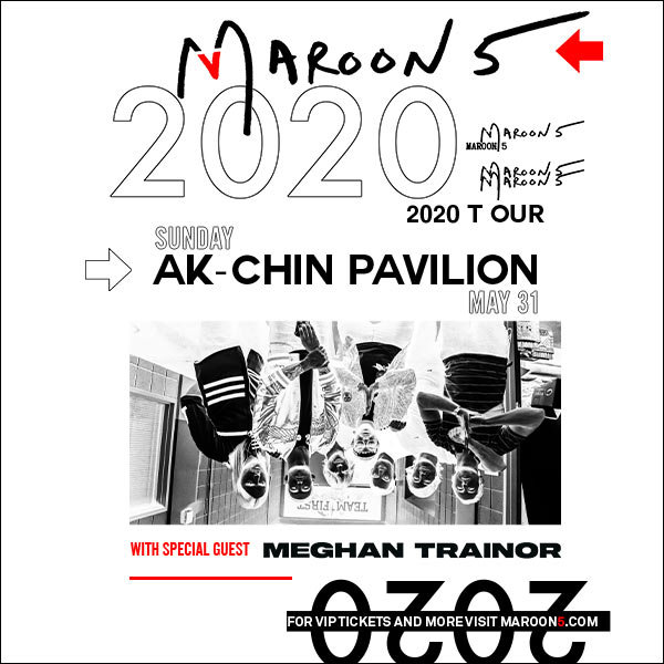image for Win Tickets To See Maroon 5!