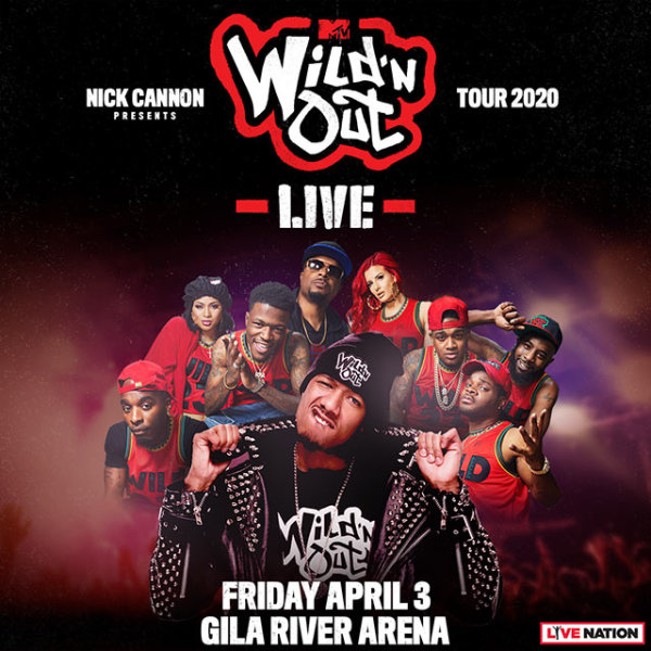 image for Win Tickets To See Nick Cannon's Wild 'N Out Live!