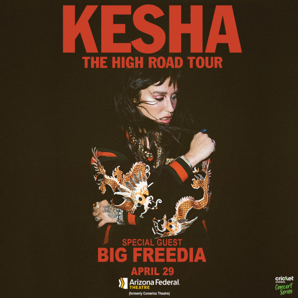 image for Win Tickets To See Kesha!