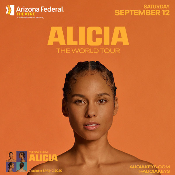 image for Win Tickets To See Alicia Keys!