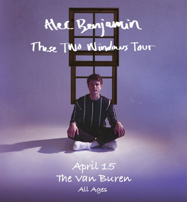image for Win Tickets To See Alec Benjamin!