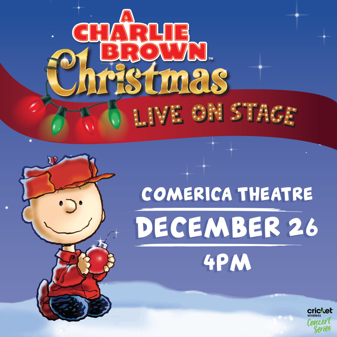 A Charlie Brown Christmas Live On Stage.Win Tickets To See A Charlie Brown Christmas Live 104 7