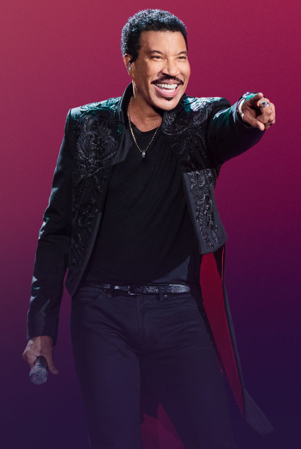 None - Win a pair of tickets to Lionel Richie!